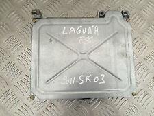 Calculateur Moteur SIEMENS - RENAULT Laguna I (1) 1.8l ESS - Réf : 7700867290