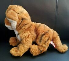 "Douglas Cuddle Toy Striped Tiger Cub Kitty Cat Stuffed/Plush - 11"""