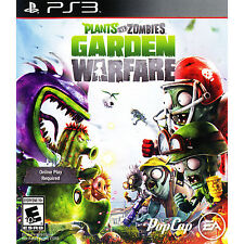 Plants vs. Zombies: Garden Warfare PS3 [Brand New]