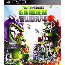 Plants vs. Zombies: Garden Warfare PS3 [Brand New]