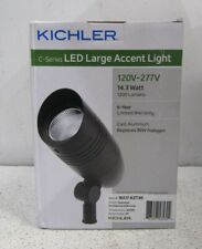 Kichler 55 Degree Beam Spread 14.3W Large Commercial Accent Light 16217Azt30
