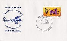 Permanent Commerative Pictorial Postmark - Cabramatta 5 Jan 2006 - 50c