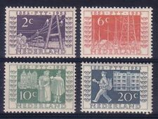 Nederland 588-591 jubileumzegels 100 rijkstelegraaf  1952   postfris/mnh