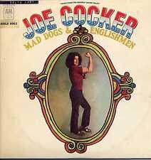 "JOE COCKER ""MAD DOGS & ENGLISHMEN"" ORIG UK 1970 2 LPS"