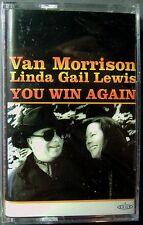 Van Morrison & Linda Gail Lewis: You Win Again (Cassette, 2000, Point Blank) NEW