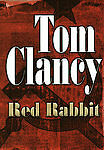 Red Rabbit by Tom Clancy (2002, Hardcover)