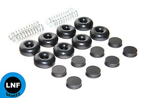 HUDSON COMMODORE SIX EIGHT WHEEL CYLINDER KITS FRONT REAR 41 42 46 47 1941-1947