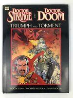 Doctor Strange & Doctor Doom - Triumph & Torment By Stern, Mignola, Badger 1989