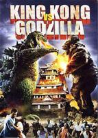 King Kong vs. Godzilla DVD NEW