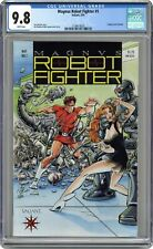 Magnus Robot Fighter 1D Trading Card Included CGC 9.8 1991 2136619025