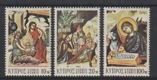 Cyprus - 1972, Christmas set - M/M - SG 397/9