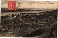 CPA Saint-Laurent du Var-Vue générale (261803)
