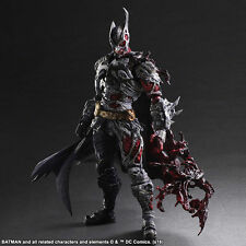 "DC COMICS VARIANT PLAY ARTS KAI BATMAN ROGUES SERIES TWO-FACE 11"" ACTION FIGURE"