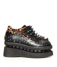 Women's Synthetic Leather Kitten Low (0.5-1.5 in.) Heels
