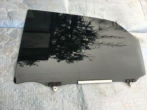 LEXUS RX450H RX350 IV REAR LEFT DRIVER SIDE DOOR WINDOW GLASS BLACK OEM