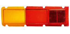 NEW For Ford Escort Mk1 Rear Lamp Lens L/H - Near Side - Tail Light Indicator Br