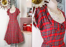 Acetate Everyday Vintage Dresses for Women