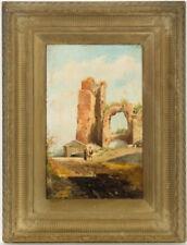 Peintures et émaux du XIXe siècle et avant huiles paysage pour classicisme