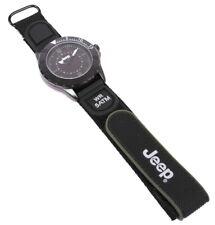 2b3e091c0874 Jeep Nylon Strap Mens Chronograph Wrist Watch New Genuine 6002350608