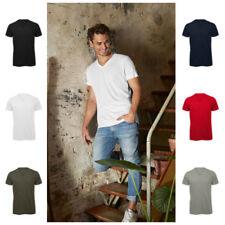 Unbranded V-Neck Oversized T-Shirts for Men