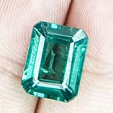 10.05 CTS ENORMOUS TOP CLEAN LEGEND PINE GREEN NATURAL SAPPHIRE