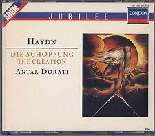 Haydn - Dorati: Salve Regina, The Creation (2 Discs, London) Like New