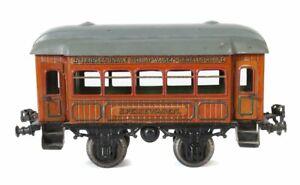 Speisewagen Bing Spur 1 wohl 10/530/1 Bauzeit ca. 1923-29 Blech Eisenbahn Waggon