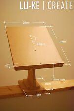 SINGLE CDJ Deck Stand / Shelf / Units for CDJs - SOLID CONSTRUCTION
