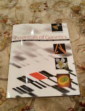 Essentials of Genetics (7th Edition)