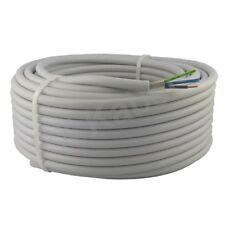 Kabel NYM-J 3x1,5 mm² - 100 M Stromkabel Mantelleitung Feuchtraum VDE - NYM J