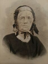 Found DANIEL BOONE'S FAMILY PICTURES /Martha Bryan Boone?.. and grandson?