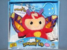 Webkinz Zed Zippy Red Zum Zumbuddy Kinz Klip NWT  *Super Service & FAST ship!*