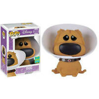 Rare SDCC Dug Cone Of Shame Disney Up Funko Pop Vinyl New in Mint Box +Protector