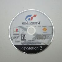 Gran Turismo 4 (PlayStation 2, 2005) PS2: Disc Only - Tested & Working