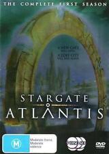 Stargate Atlantis S1 Season 1 DVD R4