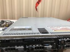 DELL POWEREDGE R620 12 CORE 128GB RAM SERVER 2X E5-2667 2.9GHz 2Tb h710 GST RAIL
