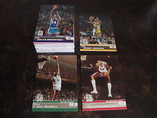 2007-08 Topps Basketball---50th Anniversary---Complete Set 1-50---NrMt