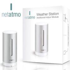 Stations météorologiques netatmo pour la maison