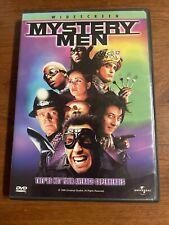 Mystery Men (Dvd, 2000, Widescreen) Ben Stiller