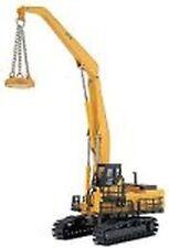 Komatsu Crane Contemporary Diecast Construction Equipment