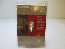 LUTRON AY-603PH-IV Incandescent/Halogen 3Way Dimmer Light Switch New 600W 120VAC