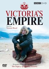 VICTORIA'S EMPIRE DVD, VICTORIA WOOD, New But NOT Sealed (Thin Case)