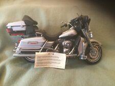 New ListingFranklin Mint Harley-Davidson 2003 Ultra Classic Electra Glide 1:10 scale w/ Tag
