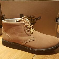 Men's Dr Martens Backline Mid Biscuit Suede Boot Size 6 RRP £100 Bargain £50