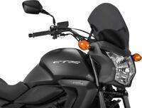 PUIG Naked Sport Windscreen - Dark Smoke 7009F Honda CTX700 CTX700N CTX700N etc