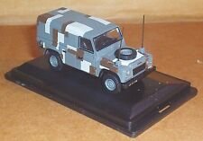 OXFORD DIECAST LAND ROVER DEFENDER 1:76 SCALE BERLIN SCHEME PATTERN ARMY CAR