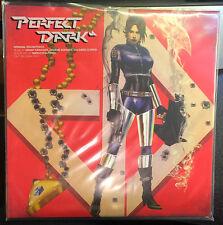 PERFECT DARK OST 2XLP 180 GRAM COLORED VINYL SET (LIMITED TO 3,000) LP VINYL