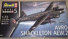Revell Germany Avro Shackleton Mk.3 1/72 airplane plastic model kit new 4920