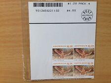 Mint Never Hinged/MNH Decimal Australian Stamps