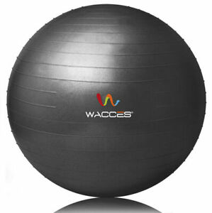 Anti burst 65MNL0 Yoga Fitness Ball - Green
